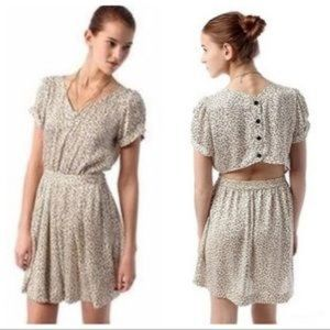 Urban Outfitters Reformed Open Back Mini Hearts